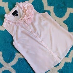 Cynthia Rowley blouse size small